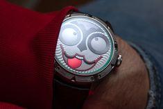 Konstantin Chaykin Joker Watch Review Wrist Time Reviews Joker Watch, Arms Race, Top Trumps, Hopeless Romantic, Clocks, All About Time, How Are You Feeling, Vans, Watches