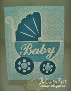 Baby:  SVG Baby Buggy