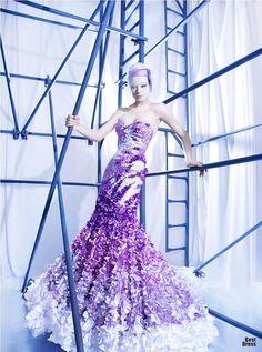 NICOLAS JEBRAN HAUTE COUTURE - Fashion Diva Design