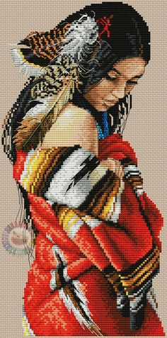 This pattern is on another per Cross Stitching, Cross Stitch Embroidery, Embroidery Patterns, Hand Embroidery, Cross Stitch Charts, Cross Stitch Designs, Cross Stitch Patterns, Cross Stitch Pictures, Bead Loom Patterns