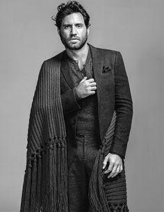 Edgar Ramírez para Vogue Hombre Fall/Winter 2015 | Male Fashion Trends