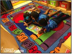 Classroom Carpet Giveaway! Win this lovely carpet for your classroom! Thanks to Teaching With Love and Laughter!