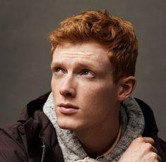 Linus Wördemann (Son of Joanna +Rag or Barman) Ginger Boy, Ginger Hair, Red Hair Men, Boy Hair, Ginger Models, Redhead Men, Male Face, Pretty Boys, Cute Guys