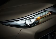 Toyota All New Fortuner All Type - Head lamp AUTO2000