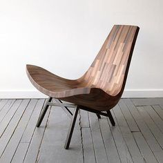 Water Tower Chair by BELLBOY