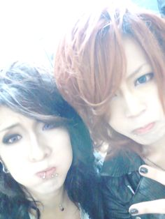 Hiro and Masa (Nocturnal Bloodlust)