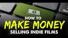 Making Movies for Fun and Profit! I feel that one of the reasons I was put on this earth was to help filmmakers and artist make money selling their films and... #FilmmakingTipsandIdeas