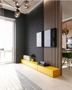 43 Homes With Modern Interior Design » cityofskies.com #homeinteriordesign #homeideas #homedecor