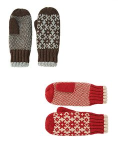 To know more about Sally Scott Mittens, visit Sumally, a social network that gathers together all the wanted things in the world! Featuring over 259 other Sally Scott items too! Crochet Woman, Knit Crochet, Fall Winter, Autumn, Kawaii Fashion, Winter Collection, Sally Scott, Gloves, Knitting Machine