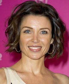 Trendy kurze Haarschnitte für Frauen über 40
