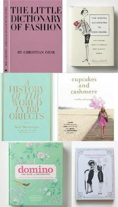The Best Fashion Books Best coffee table books
