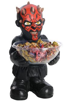 Darth Maul mini candy holder