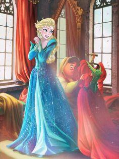 mine frozen Disneyedit disney frozen elsa queen elsa please do not steal/use as a base for icons/graphics! arendelle christmas i actually like this one alkdfj Walt Disney, Cute Disney, Disney Magic, Disney Frozen, Frozen 2013, Frozen Art, Jack Frost And Elsa, Frozen Elsa And Anna, Elsa Anna