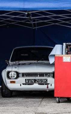 WOW here she is....#Ford Escort mk1