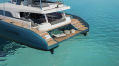 Lagoon catamarans - SEVENTY 7