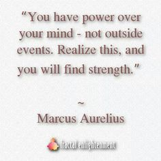 Power over mind. .