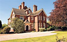 Price reduced:  Wirral, Merseyside. This Edwardian house, has four bedrooms and great rural views.