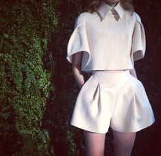 Delpozo- I love these shorts