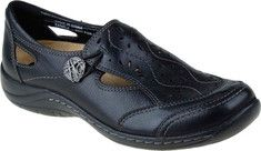 90e59995ff1 Earth Woodland - Navy Full Grain Leather with FREE Shipping   Returns.  Blissful shoe comfort. Shoes.com
