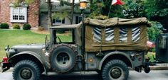 1952 Dodge M37 Weapons Carrier