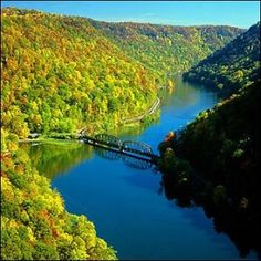 West Virginia.....my home state. Beautiful, Wild, Wonderful WV:) Take me home.....Country Roads........