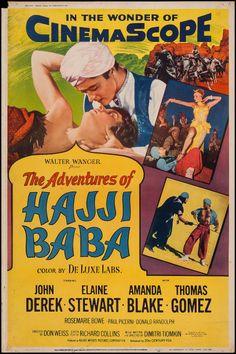 The Adventures of Hajji Baba (20th Century Fox, 1954).