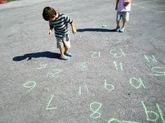 sidewalk chalk game - Google zoeken