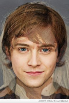 Harry, Ron And Hermione Combined - Damn! LOL