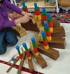 "The Amazing Montessori Sensorial ""Hands On"" Learning Materials - Kindergarten Montessori, Montessori Education, Montessori Classroom, Montessori Activities, Classroom Ideas, Reggio, Head Start Preschool, Montessori Practical Life, Working With Children"