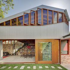 Estábulo torna-se lar arejado e natural - Casa Vogue | Interiores