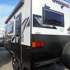 OVERLAND TRACKER 156 SEMI OFF-ROAD CARAVAN Caravans, Gold Coast, Offroad, Range, Australia, Design, Cookers, Off Road