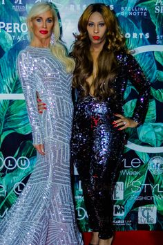 Dress up to design meet Shanna Gall Style Fashion Week Palm Springs Style Fashion Week #designer #fashion #4ChionStyle #StyleFW #ShannaGall #beauty #couture