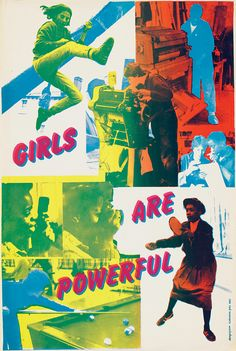 See Red Women's Workshop (Feminist Posters 1974-1990)
