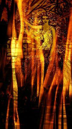 Fire fairy. RAVENSCOURT