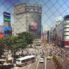 Shibuya, Tokyo!