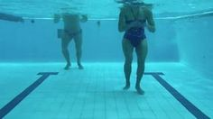Aquatic exercises you must try.