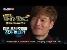 Runnng Man ep.334 [engsub] Jong Kook's Week Preview. Kim Jong Kook, Music, Youtube, Muziek, Musik, Youtube Movies, Songs