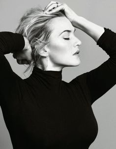 Kate Winslet - Marie Claire - November - Nico Bustos - 2014 www.lisaeldridge.com #LisaEldridge #KateWinslet #makeup #beauty