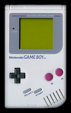 The Game Boy is Nintendo's second handheld system following the Game & Watch series introduced in 1980, and it combined features from both the Nintendo Entertainment System and Game & Watch. It was originally bundled with the puzzle game Tetris. I still have one somewhere in the house
