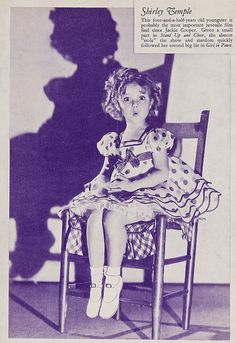 Shirley Temple most important juvenile film find since Jackie Cooper!