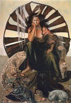 Ideal Life - Leonor Fini, 1950
