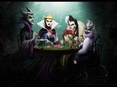 Lecciones que puedes aprender de las villanas y brujas