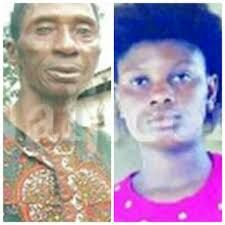A 69 year old herbalist, Chief Simon Odo, has married an 18 year old girl, Chidinma, as his 57th...