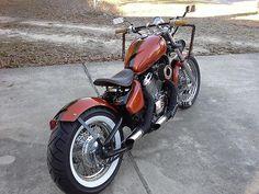 Honda Shadow 600 7
