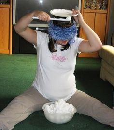 A few funny baby shower games