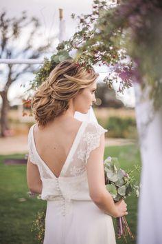 Mariage: jolies robes de mariée Oh que luna - Happy Chantilly