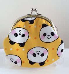 A personal favourite from my Etsy shop https://www.etsy.com/hk-en/listing/208555888/free-shipping-handmade-coin-purse-big