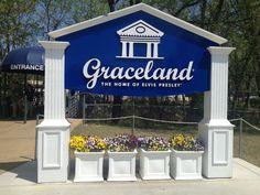 Graceland nel Memphis, TN