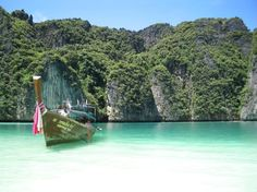 Ilha Phi Phi, Tailândia