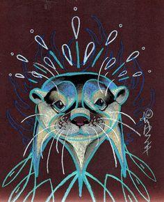 Otter spirit